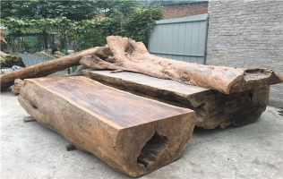 重庆防腐木工厂厂房