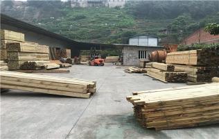 重庆森林防腐木厂