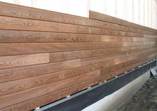 炭化木材工厂