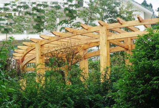 防腐木养护有方,这些你都知道吗